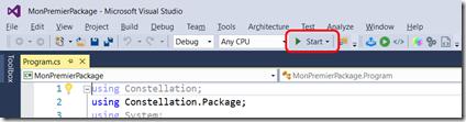 Debugging Visual Studio
