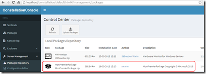 Package Repository