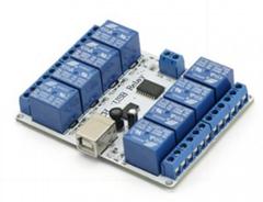 RelayBoard : pilotez vos cartes de relais USB SainSmart dans Constellation
