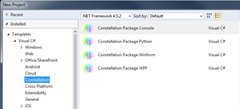 SDK Visual Studio