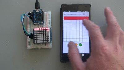 ESP Matrix Controller