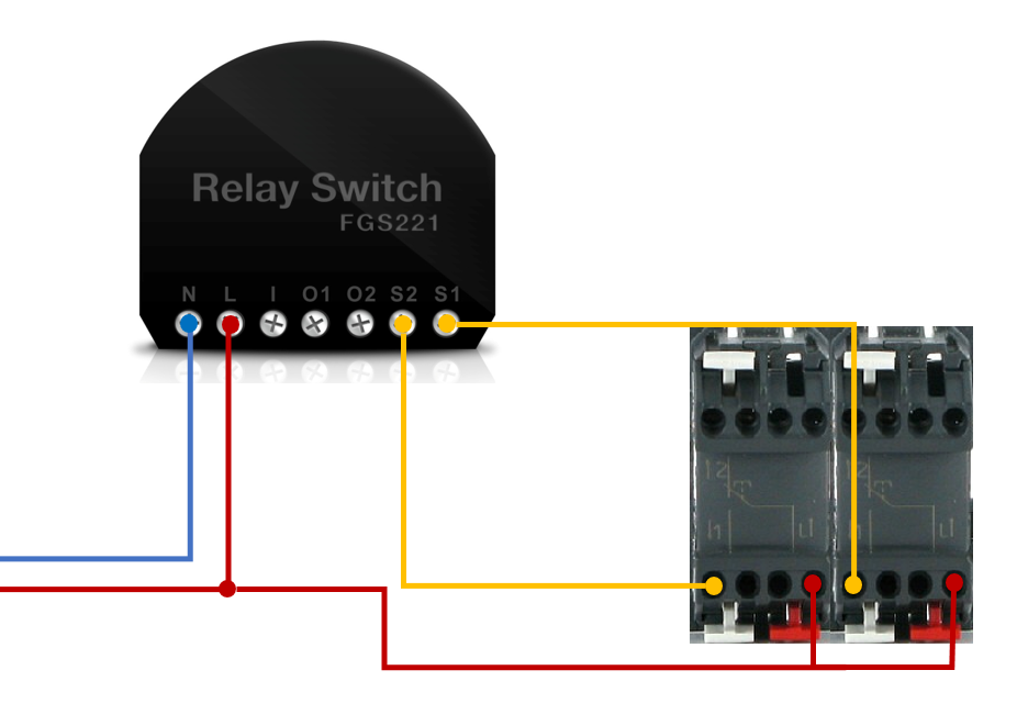 Synchroniser un interrupteur mural avec des ampoules for Changer un interrupteur mural