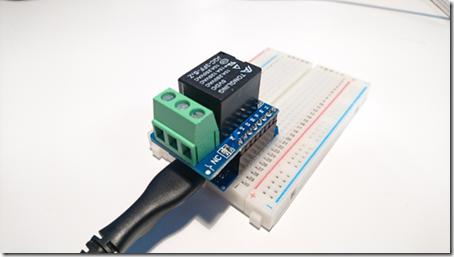 Créer un relais connecté