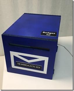 Créer une boite aux lettres connectée avec Constellation