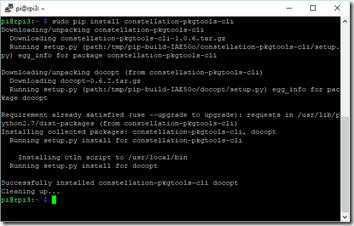 Installation sur Linux